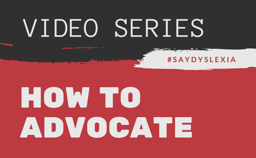 Video Series: How to Use Your Story to Begin to Advocate